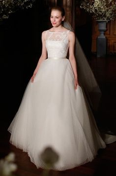 Ball Gown Wedding Dresses : Romona Keveza Legends Spring 2014