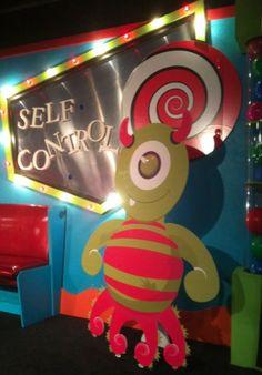 self-control ideas