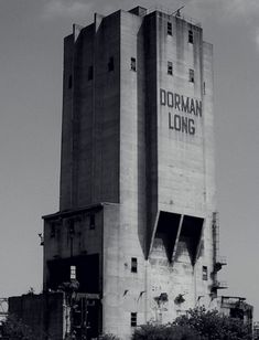Dorman Long, South Bank Coke Oven Tower Middlesbrough, England Architect: Simon Carves Otto Photo: © Flickr