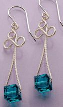 Sparkle Alert: Free Crystal and Wire Bead Earring Project! - kacy1250@gmail.com - Gmail