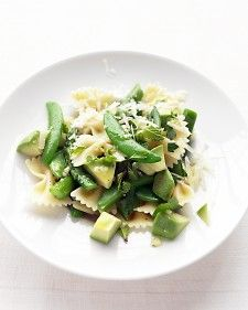 This spring pasta recipe comes from reader Allison Stockman in London.