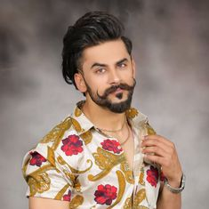 Beard Styles For Boys, Beard Styles For Men, Hair And Beard Styles, Mens Hairstyles With Beard, Boys Long Hairstyles, Red Wing Boots, Photo Pose Style, Haircut Designs For Men, Bollywood Hairstyles