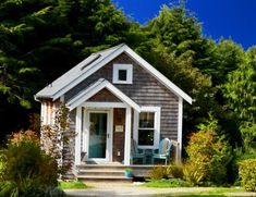 cute tiny cottage