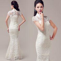vestidos de novia moda asiatica - Buscar con Google