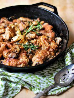Rosemary Chicken | cookandsavor.com