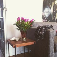 #bouquet #tulipes #fleurs #homesweethome #deco #paris