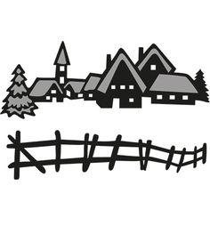 CR1288 Craftables - Tiny's Winter Village