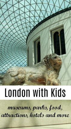 London with kids. Family travel in London, things to do for kids including museums, parks, playgrounds and attractions. Also food, street food, places to stay and things to do. #londonlife #London #londoncity #londontrip #londonwithkids