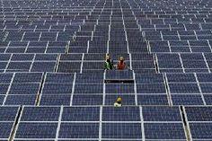 Gujarat's sprawling solar fields outpower rest of India, China