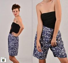 The Classical Short from CustomAid Boutique. For sale in Manila only!