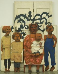 The Family Marisol (Marisol Escobar)