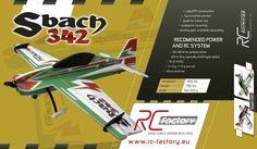 RC Factory Sbach 342 EPP Grön - RCFlight - Din RC Butik