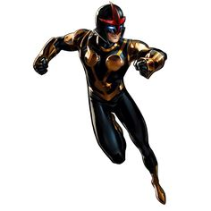 Nova in 'Marvel: Avengers Alliance' Marvel Comics, Marvel Avengers Alliance, Marvel News, Marvel Fan, Marvel Heroes, Hulk Marvel, Captain Marvel, Comic Movies, Comic Book Characters