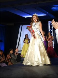 Pageant TV Channel: Katy Brown was crowned Miss Connecticut Teen USA 2...