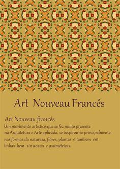 CARTAZ ESTILO ART NOUVEAU FRANÊS