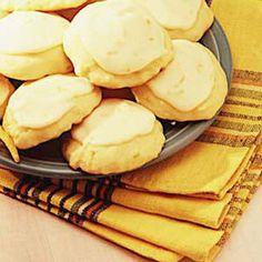 Taste of Home Double Orange Cookie Recipe