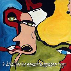 Erika Neuwirth werd in Steyr, in Oostenrijk, geboren. Ze heeft meer dan twintig jaar cursussen in Oostenrijk gevolgd. Op dit moment woont en werkt ze in zowel Wenen als Amsterdam. Ze schilderde aanvankelijk abstract, maar tegenwoordig krijgt werken naar de waarneming voorrang. Zie ook http://www.em-ha-em-art-productions.nl/mainport/kunstenaars/erikaneuwirth/