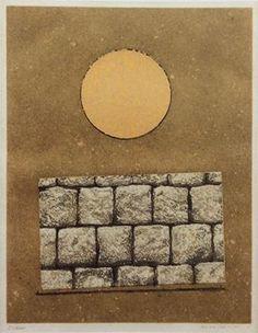Max Ernst, Le plus beau mur de mon royaume, 1972