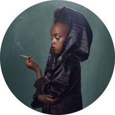 Frieke Janssen, Smoking Kids ©