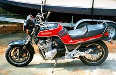 Suzuki GS1150E... A real bruiser in its day