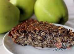 17 nejlepších FITNESS receptů bez mouky a cukru, strana 1 Sweet Recipes, Healthy Recipes, Healthy Meals, Crinkles, Baking Recipes, Banana Bread, Clean Eating, Food And Drink, Low Carb