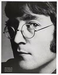 John Lennon by Richard Avedon