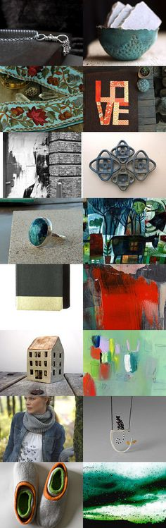inspiration by Mariana y Paula on Etsy--Pinned with TreasuryPin.com