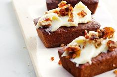Gluten-free and bursting with flavour, these mini carrot cakes are too good to stop at one.