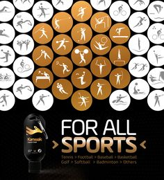 #Kanwak EXCELLENT FOR ALL ATHLETES and Multiple Sports anywhere the grip and dry hands are essential. Our premium liquid gym chalk is perfect for football, yoga, golf, baseball, gymnastics, basketball, tennis, softball, indoor and outdoor rock climbing, badminton, powerlifting, bodybuilders, kettlebell weights, trx training, crossfit, pole dance, pole grip, hangboard training, Track and field, Bowling and More