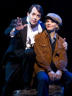 """""""Every one of these performers hits the spot, but the chief scene-stealers are McGrath and certified musical-theater treasure Kaye."""" - The Hollywood Reporter. Check out all the reviews for Nice Work If You Can Get It on Broadway here: http://www.curtaincritic.com/Shows/NICE_WORK_IF_YOU_CAN_GET_IT_REVIEWS-145.html"""