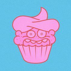 Cupcake on Behance