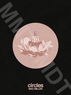 Mac Miller 'Circles' Album Poster HD Digital | Etsy Mac Miller Tattoos, Poster Wall, Poster Prints, Music Collage, Wings Drawing, Bedroom Posters, Photo Wall Collage, Band Posters, Graphic Design Posters
