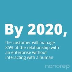 Self service is the wave of the future. By 2020, most customers will interact with brands sans people #customersupport #customerservice #selfservice www.nanorep.com Self Service, Customer Service, Wave, Numbers, Relationship, Future, People, Future Tense, Customer Support
