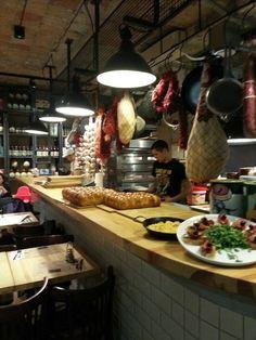 Aioli Cantine Bar Cafe Deli #warszawa #warsaw #restauran