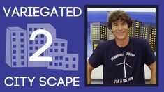 Rob teaches us how to make a cool city scape quilt using variegated yardage. Or check out the entire MSQC website here!