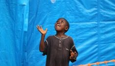 Liberia - Mamadee, 11, Ebola survivor