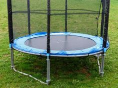 Here are some Handy Tips for How to Clean A Trampoline. We're on our third trampoline in our house, and the current one has been well used since we got it. I do find it tends to get a bit grubby and dirty every year. Trampoline Reviews, Trampoline Springs, Trampoline Workout, Backyard Trampoline, Cheap Trampolines, Refinance Mortgage, Mortgage Tips, Uses For Coffee Grounds, Outdoor Tables