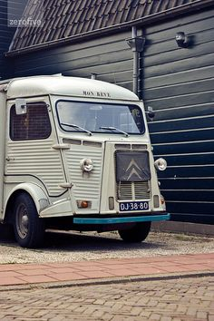 Citroën Type H.  I would just love one of these quirky classics.