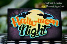 M. Miranda Creations: Halloween Night!