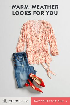 Stitch Fix's process of sending hand-selected pieces from a Personal Stylist lets us concentrate on the important details of your look—your taste, size & price preferences. You'll always get pieces that fit your precise measurements and individual style. Style Casual, Casual Outfits, Cute Outfits, Fashion Outfits, My Style, Beautiful Outfits, Fashion Belts, Fashion Stores, Girly Outfits