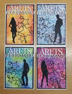 Artist Trading Cards, Distress Ink, Atc, Men's Cards, Art Cards, Painting, Inspiration, Teenagers, Scrapbooking