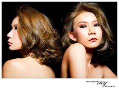 Model : Mookie Sze // Make-up : Stanley Tan // Hair : Jason Chu ( Hairesources )