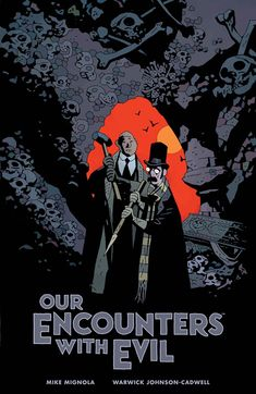Our Encounters With Evil: Talking With Warwick Johnson-Cadwell About Working With Mike Mignola, Vampire Hunting And Mike Mignola Art, Tank Girl, Anna Cattish, Dracula, Dark Horse Comics, Professor, Comic Art, Comic Books, Pixar