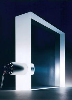 Designed by Tokujin Yoshioka, the ToFU lamp, Japan