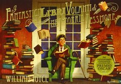 Scuola in soffitta – Blog per mamme I fantastici libri volanti di Mr Morris