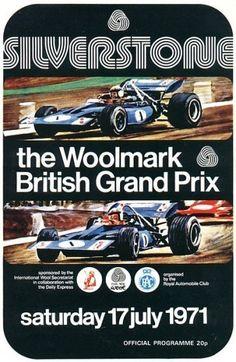 1971 GP de Gran Bretaña en Silverstone
