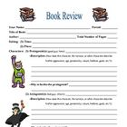 The Book Review is a standards-based book report that students may complete after they have read a book.  It motivates students to analyze and writ...