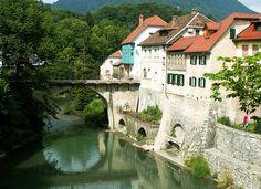 Škofja Loka, Slovenia - was my home for over than 10 years....
