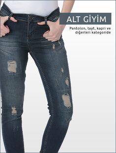 Kot pantolonda sizlere alternatif seçenekler sunan bayan giyim https://www.rays.com.tr/ karşınızda.