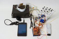 DIY 3D Printing: Handie - 3d printable articulated prosthetic hand